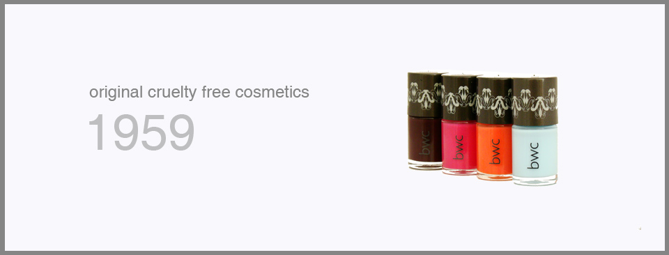 original cruelty free makeup range